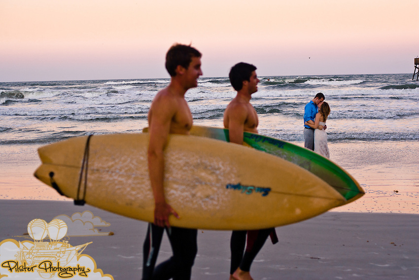 Mallory Kirk and Jordan Kirk during a day after session on Sunday, November 20, 2011 near Crabby Joe's Deck and Grill in Daytona Beach, Florida. (Chad Pilster of http://www.PilsterPhotography.net)