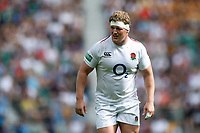 Ross Harrison of the England XV. Quilter Cup International match between England XV and the Barbarians on June 2, 2019 at Twickenham Stadium in London, England. Photo by: Patrick Khachfe / Onside Images