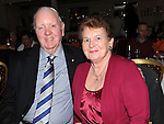 John and Mary Maher pictured at the Return to Abbey Ballroom with the Flying Carlton at the Glenside hotel. Photo: Colin Bell/pressphotos.ie
