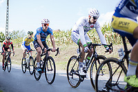 Timothy Dupont (BEL/Veranda's WIllems-Crelan) in the peloton<br /> <br /> 102nd Kampioenschap van Vlaanderen 2017 (UCI 1.1)<br /> Koolskamp - Koolskamp (192km)