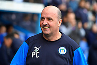 Wigan Manager Paul Cook during Reading vs Wigan Athletic, Sky Bet EFL Championship Football at the Madejski Stadium on 9th March 2019