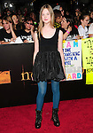 Elle Fanning. at The Summit Entertainment's World Premiere of THE TWILIGHT SAGA: NEW MOON held at The Mann's Village Theatre in Westwood, California on November 16,2009                                                                   Copyright 2009 DVS / RockinExposures
