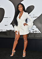 Normani Kordei  at the premiere for &quot;The Equalizer 2&quot; at the TCL Chinese Theatre, Los Angeles, USA 17 July 2018<br /> Picture: Paul Smith/Featureflash/SilverHub 0208 004 5359 sales@silverhubmedia.com