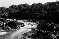 Great Falls NP, VA 35mm image on Ilford Delta 100 film
