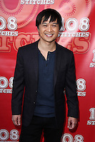 "Dat Phan<br /> ""108 Stitches"" World Premiere, Harmony Gold, Los Angeles, CA 09-10-14<br /> David Edwards/DailyCeleb.com 818-249-4998"