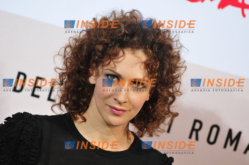 Third edition of the Rome International film festival<br /> Ksenia Rappoport<br /> Roma 23/10/2008 <br /> Photocall del film di Maria Sole Tognazzi 'L'uomo che ama'<br /> Photo &copy; Luca Cavallari Insidefoto