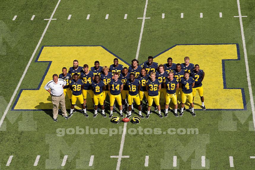 2012 Football Team Seniors