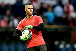 David De Gea of Manchester United during the UEFA Europa League Final match at the Friends Arena, Stockholm. Picture date: May 24th, 2017.Picture credit should read: Matt McNulty/Sportimage