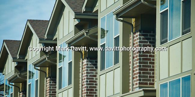 Apartment complex Des Moines, Iowa