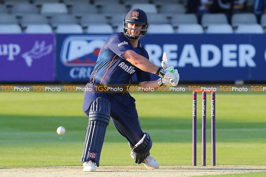 Jesse Ryder in batting action for the Essex Eagles - Essex Eagles vs Essex Premier Leagues XI - T20 Cricket Friendly Match at the Essex County Ground, Chelmsford, Essex - 13/05/15 - MANDATORY CREDIT: Gavin Ellis/TGSPHOTO - Self billing applies where appropriate - contact@tgsphoto.co.uk - NO UNPAID USE