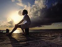 Meditation summer breeze