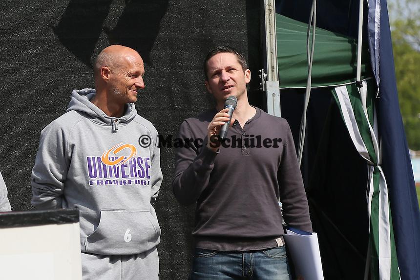 Thomas Zampach kickt auch 2014 wieder für Universe