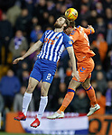 09.02.2019: Kilmarnock v Rangers : Stephen O'Donnell and Joe Worrall