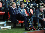 Southampton Manager Ronald Koeman<br /> - Barclays Premier League - Southampton vs Manchester City - St Mary's Stadium - Southampton - England - 30th November 2014 - Pic Robin Parker/Sportimage
