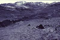 ISLANDA: il ghiacciaio Vatnajokull, situato nell'Islanda sudorientale è il più grande d'Europa per volume e il secondo per estensione.