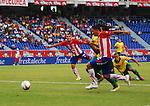 En la primera fecha del torneo Finalización, Real Cartagena dio el golpe y goleó por 3-0 a Junior en el gran clásico costeño