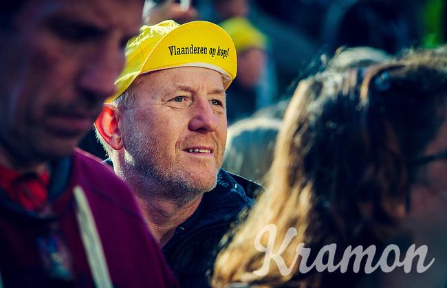 fan<br /> <br /> 101th Ronde Van Vlaanderen 2017 (1.UWT)<br /> 1day race: Antwerp &rsaquo; Oudenaarde - BEL (260km)