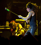 Las Vegas band Falling in Reverse opens for Guns N Roses at the Palladium in Hollywood..Photo by Miguel Vasconcellos