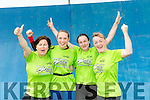 l-r  Martina Wadding, Samantha Wadding, Julia Deedy and Dolores Broderick at the BANNA Beast Cross Fit Challenge on Saturday