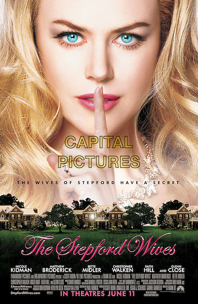 KEY ART.in The Stepford Wives.*Editorial Use Only*.www.capitalpictures.com.sales@capitalpictures.com.Supplied by Capital Pictures.
