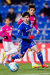 Ulsan Hyundai Forward Kim Seungjun in action during their AFC Champions League 2017 Playoff Stage match between Ulsan Hyundai FC (KOR) vs Kitchee SC (HKG) at the Ulsan Munsu Football Stadium on 07 February 2017 in Ulsan, South Korea. Photo by Chung Yan Man / Power Sport Images