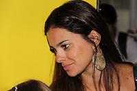 """SAO PAULO, SP, 10 DE MARCO 2012. ESPETACULO BOB ESPONJA, A ESPONJA QUE PODIA VOAR. A apresentadora Vera Viel, no espaco montado para as criancas brincarem antes da estreia para VIPS do espetaculo """"Bob Esponja, a Esponja que Podia Voar"""", no <br /> Credicard Hall, em Santo Amaro, regiao sul de SP, na tarde deste sabado, 10. (FOTO: MILENE CARDOSO - BRAZIL PHOTO PRESS)Credicard Hall, em Santo Amaro, regiao sul de SP, na tarde deste sabado, 10. (FOTO: MILENE CARDOSO - BRAZIL PHOTO PRESS)"""