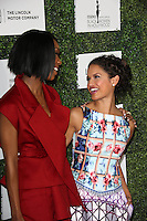 Brandy Norwood, Rocsi Diaz<br /> at the 2014 Essence Black Women in Hollywood Luncheon, Beverly Hills Hotel , Beverly Hills, CA 02-27-14<br /> David Edwards/DailyCeleb.Com 818-249-4998