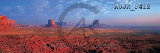 Dr. Xiong, LANDSCAPES, panoramic, photos, Artist Point, Monument Valley, USA(AUJXP412,#L#)