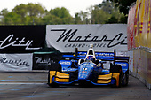 Verizon IndyCar Series<br /> Chevrolet Detroit Grand Prix Race 2<br /> Raceway at Belle Isle Park, Detroit, MI USA<br /> Sunday 4 June 2017<br /> Scott Dixon, Chip Ganassi Racing Teams Honda<br /> World Copyright: Phillip Abbott<br /> LAT Images<br /> ref: Digital Image abbott_detroit_0617_8148
