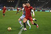 1st December 2017, Stadio Olimpico, Rome, Italy; Serie A football. AS Roma versus Spal;  Aleksandar Kolarov Roma