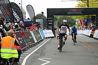 2017-09-24 VeloBirmingham  40 HM Finish