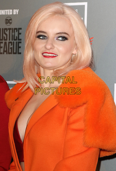 Grace Chatto at the KISS House Party at SSE Arena Wembley, London on Thursday 26 October 2017<br /> CAP/ROS<br /> &copy;ROS/Capital Pictures