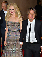 LOS ANGELES, CA. November 04, 2018: Nicole Kidman & Keith Urban at the 22nd Annual Hollywood Film Awards at the Beverly Hilton Hotel.<br /> Picture: Paul Smith/Featureflash