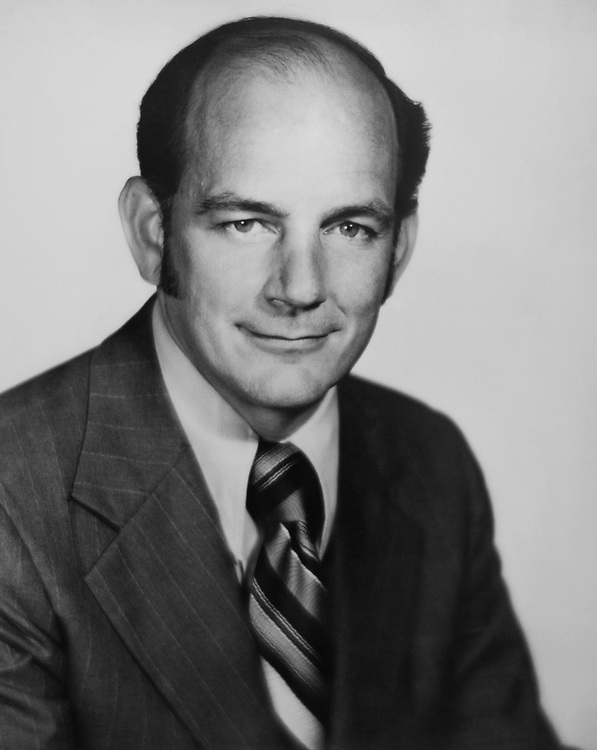 Sen. J. Bennett Johnston, D-La. (Photo by CQ Roll Call)