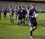 Andrew Hore. All Blacks training. 19 July 2007