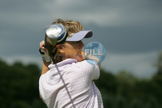 Deirdre Smith from Co Louth Golf Club.Photo: Fran Caffrey/ Newsfile.