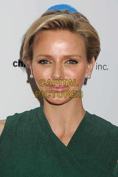 29 April 2014 - Beverly Hills, California - Princess Charlene of Monaco, Charlene Wittstock. The Colleagues' 26th Annual Spring Luncheon held at The Beverly Wilshire Hotel. Photo <br /> CAP/ADM/BP<br /> &copy;Byron Purvis/AdMedia/Capital Pictures
