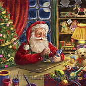 Marcello, CHRISTMAS SANTA, SNOWMAN, WEIHNACHTSMÄNNER, SCHNEEMÄNNER, PAPÁ NOEL, MUÑECOS DE NIEVE, paintings+++++,ITMCXM2048A,#X#