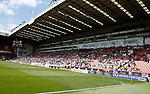 Large crowd during the PDL U21 Final at Bramall Lane Sheffield. Photo credit should read: Simon Bellis/Sportimage