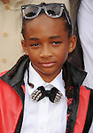 "WESTWOOD, CA. - June 07: Jaden Smith arrives at ""The Karate Kid"" Los Angeles Premiere at Mann Village Theatre on June 7, 2010 in Westwood, California."