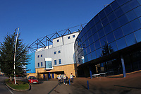 A general view of the Kassam Stadium the home of Oxford United<br /> <br /> Photographer Mick Walker/CameraSport<br /> <br /> The EFL Sky Bet League One - Oxford United v Blackpool - Saturday 6th January 2018 - Kassam Stadium - Oxford<br /> <br /> World Copyright &copy; 2018 CameraSport. All rights reserved. 43 Linden Ave. Countesthorpe. Leicester. England. LE8 5PG - Tel: +44 (0) 116 277 4147 - admin@camerasport.com - www.camerasport.com