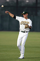 Grant Green - AZL Athletics (2009 Arizona League)..Photo by:  Bill Mitchell/Four Seam Images..