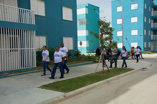 La Nueva Barquita, uno de los proyectos de viviendas más apreciado por la administración del presidente Danilo Medina.