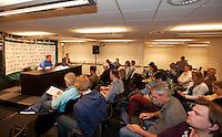 Rotterdam, The Netherlands. 16.02.2014. ABN AMRO World tennis Tournament of 2014<br /> Photo:Tennisimages/Henk Koster