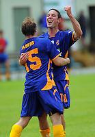 111113 ASB Premiership Football - Manawatu v Otago