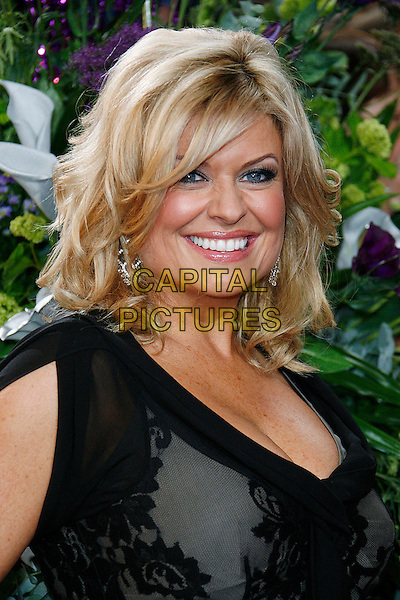 EMILY SYMONS.The British Soap Awards 2008 BBC Television Centre, Wood Lane, London, England. .May 3rd, 2008.headshot portrait black .CAP/DAR.©Darwin/Capital Pictures.