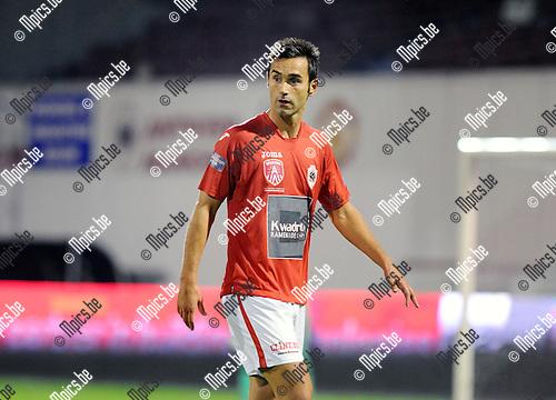 2013-09-22 / Voetbal / seizoen 2013-2014 / R. Antwerp FC / Sandro Calabro<br /><br />Foto: Mpics.be