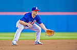 23 February 2013: New York Mets' third baseman David Wright warms up prior to opening the Grapefruit League Season with a Spring Training Game against the Washington Nationals at Tradition Field in Port St. Lucie, Florida. The Mets defeated the Nationals 5-3. Mandatory Credit: Ed Wolfstein Photo *** RAW (NEF) Image File Available ***