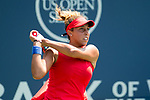 Madison Keys (USA) defeated Caroline Dolehide (USA) 3-6, 6-2, 6-3