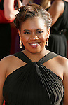 LOS ANGELES, CA. - September 21: Actress Chandra Wilson arrives at the 60th Primetime Emmy Awards at the Nokia Theater on September 21, 2008 in Los Angeles, California.